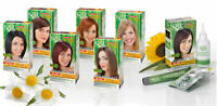 Natur Vital Permanent Hair Color-no Parabens-no Pdd-no Ammonia-no Resorcinol