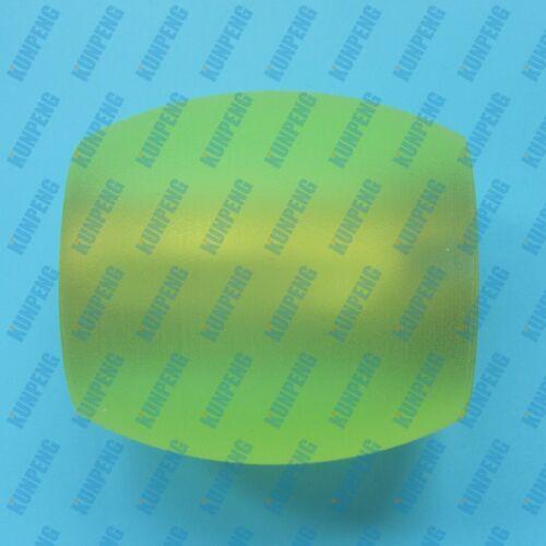 1Stück # 3Y-80 gelbe passt für Leder skiving machine  Plastikfutter DRIVE WHEEL