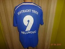 Eintracht Trier uhlsport Heim Matchworn Trikot 2008/09 + Nr.9 Melunovic Gr.L