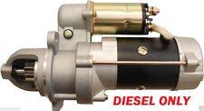 Gear Reduction John Deere Starter Fits 3020 4020 4430 4620 7020 Tractor 12 Volts