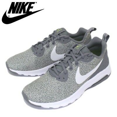 Nike Air Max Motion Ultra Low Print Low Cut Men's Trail Running 844835 010 Sz 9 | eBay