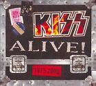 Kiss Alive! 1975-2000 [Box] by Kiss (CD, Nov-2006, 4 Discs, Island (Label))