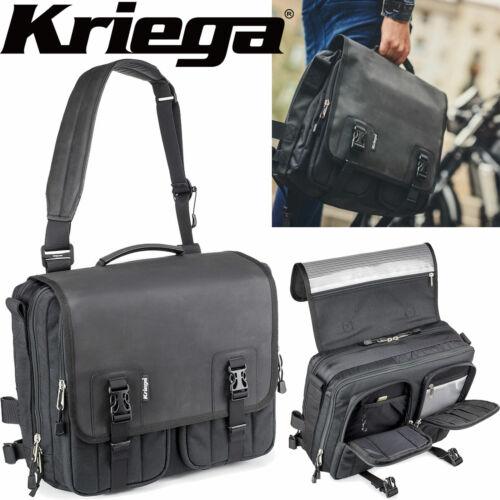 KRIEGA Umhängetasche URBAN-EDC 18 Liter extrem robust Messenger Bag viele Fächer
