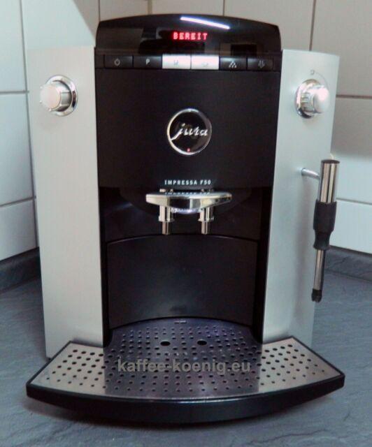 Jura Impressa F50 Kaffeevollautomat