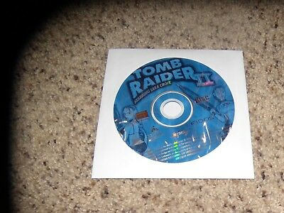 Tomb Raider Ii (pc, 1998) Game