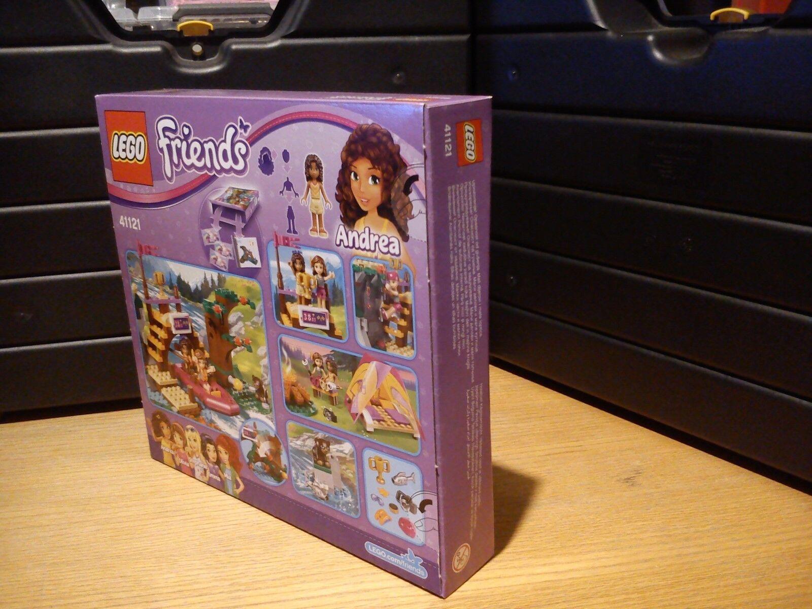 Lego Friends 41121 Rafting à la base d'aventure (Neuf (Neuf (Neuf & Scellé) 61455a
