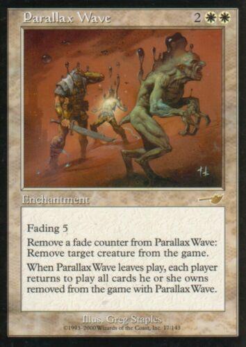 Parallax waveexNemesisMagic MTG