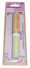GEOGIRL VBS (VeryBigSmile) LipGloss VANILLA ICE Pomegranate & Jojoba Seed Oil