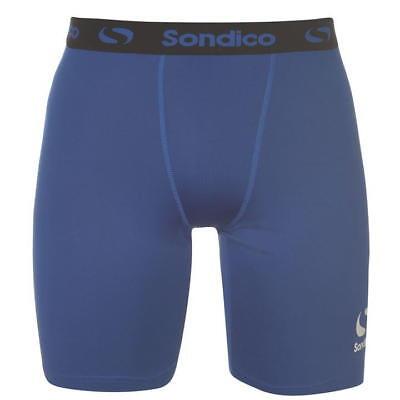 Sondico Mens Core 6 Base Layer Shorts Compression Fit Bottoms