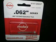 Molex Waldom W Ht 2023 Extraction Tool 062 Series