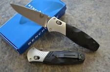 Benchmade 581 Barrage Spring Assisted Knife w/ M390 Steel Blade & Axis Lock
