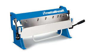 Metallkraft-HSBM-610-HS-manuelle-Schwenkbiegemaschinen