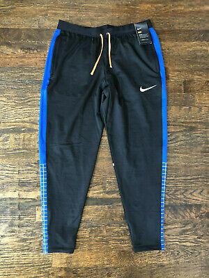 BQ8189-010 Off White Inspired Nike Microbranding Phenom Running Pants L