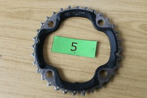 SHIMANO Chainrings 10 Speed 4 Hole 104 64 mm BCD Chainring Ring XT XTR SLX ...