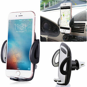360 Car Air Vent Mount Holder Cradle Stand Universal for Cell Phone iPhone7 S8