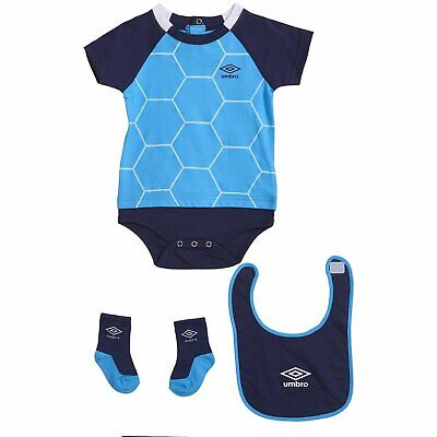 18 months ABSORBA Baby Boy Blue /& white sports team striped long sleeved top 12