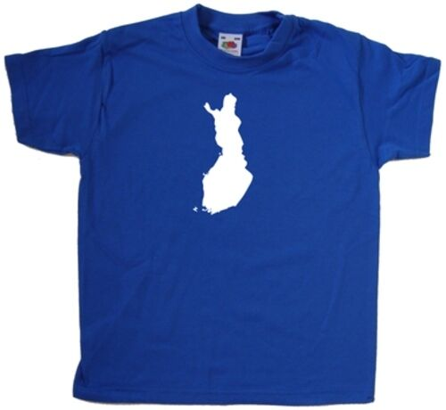 La Finlandia Outline KIDS T-SHIRT