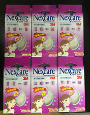 6 x 3M NEXCARE ACNE DRESSING PIMPLE STICKERS PATCH SMALL SIZE total 300pcs