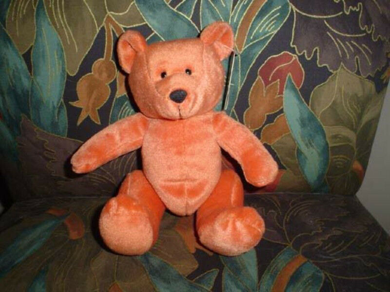 Creature Comforts Bear  Willy  1999 RetiROT