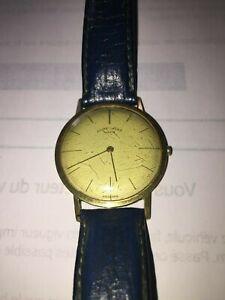 Ancienne montre MECANIQUE : FAVRE LEUBA GENEVE 40332 742