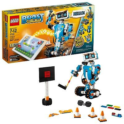 LEGO® BOOST - Creative Toolbox 17101 847 Pcs