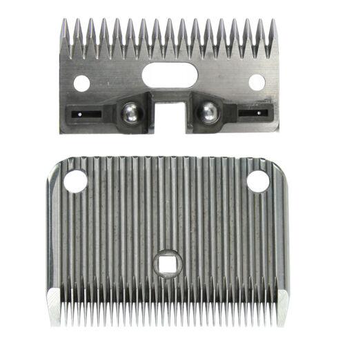 Véritable Lister A2//AC Moyen 2.5 mm 35 Dent Métal Socket Clipper Blades