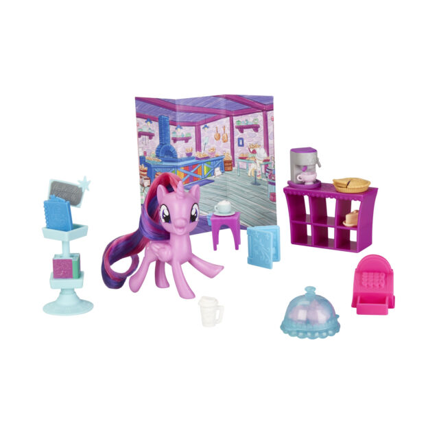 My Little Pony Toy On The Go Twilight Sparkle For Sale Online Ebay