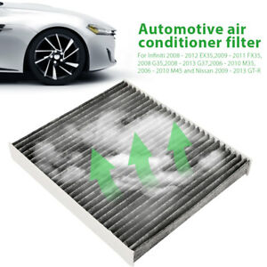 Details About Nonwoven Fabric Cabin Air Filter For 2017 Chrysler 200 2007 2010 Sebring