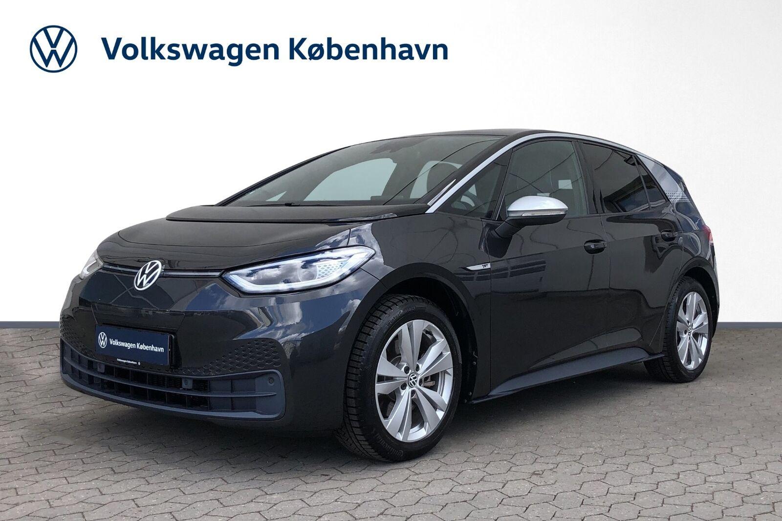 VW ID.3  1ST Plus 5d - 329.900 kr.