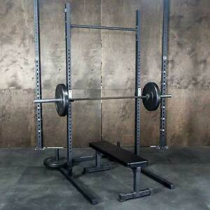 Details About Commercial Squat Rack W Pullup Bar 1 000lb Weight Capacity Weight Lifting