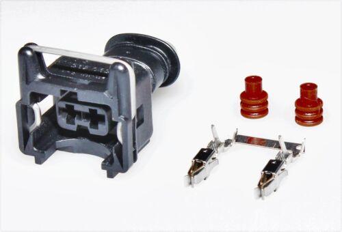 AMP Junior Power Timer JPT connecteurs 2 broches connecteur VW Set Douilles Boîtier