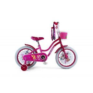 Micargi-ELLIE-G-16-PK-HPK-16-in-Girls-Bicycle-Pink-amp-Hot-Pink
