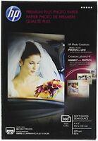 Hp Premium Plus Photo Paper, Soft Gloss, 4x6, 100 Sheets (cr666a), on sale