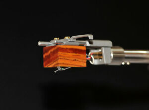 Improved-Exclusive-Wood-Body-for-DENON-DL103-R-Cartridge-COCOBOLO-Audiophile-NEW