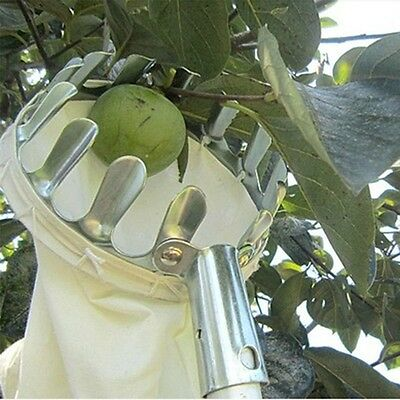 High Quality Useful Fruit Picker Gardening Apple Pear Peach Picking Tools New