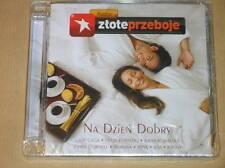 BOITIER 2 CD / RADIO ZLOTE PRZEBOJE / NA DZIEN DOBRY / NEUF SOUS CELLO