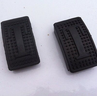 pedal rubbers tr3-6 spitfire herald ROW1-F gt6