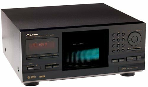 PIONEER CD PD-1009  300 CDS