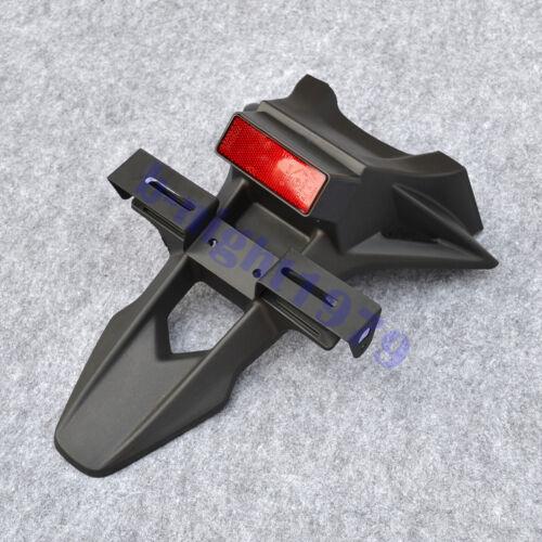 Rear Tire Fender license Light Mudguards fit For Suzuki GSXR1000 2007-2008 07 08