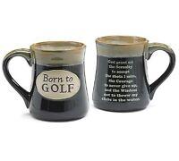 Golfer's Prayer Golf Coffee Mug For Golf Fans Great Gift For Golfers, New, Free on Sale