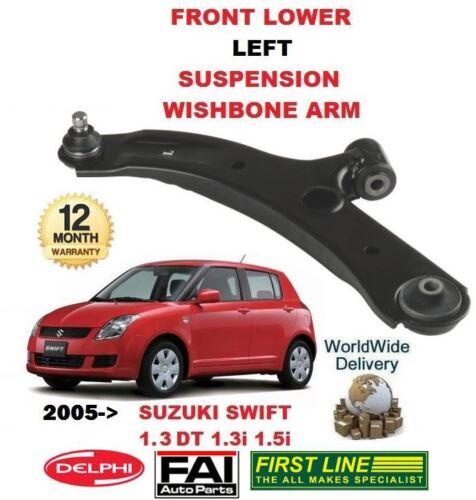 FOR SUZUKI SWIFT 1.3 1.5 2005-2011 FRONT LOWER LEFT WISHBONE SUSPENSION ARM
