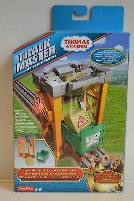 Kindermodelleisenbahnen Fisher-price Trackmaster Thomas&friends Dynamit-lieferung Cdb65