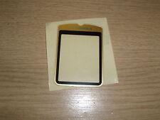 Nuevo genuino Original Motorola V3 Gold Dolce Gabbana pantalla LCD de lente interior cubierta