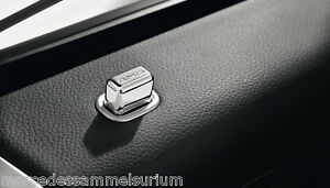 Mercedes-Benz-AMG-Original-Porte-Attaches-Carre-R-129-Sl-Neuf-Emballage