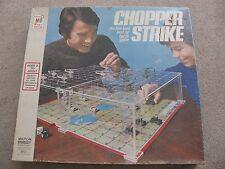 Vtg 1976 Milton Bradley CHOPPER STRIKE Board Game 100% Complete