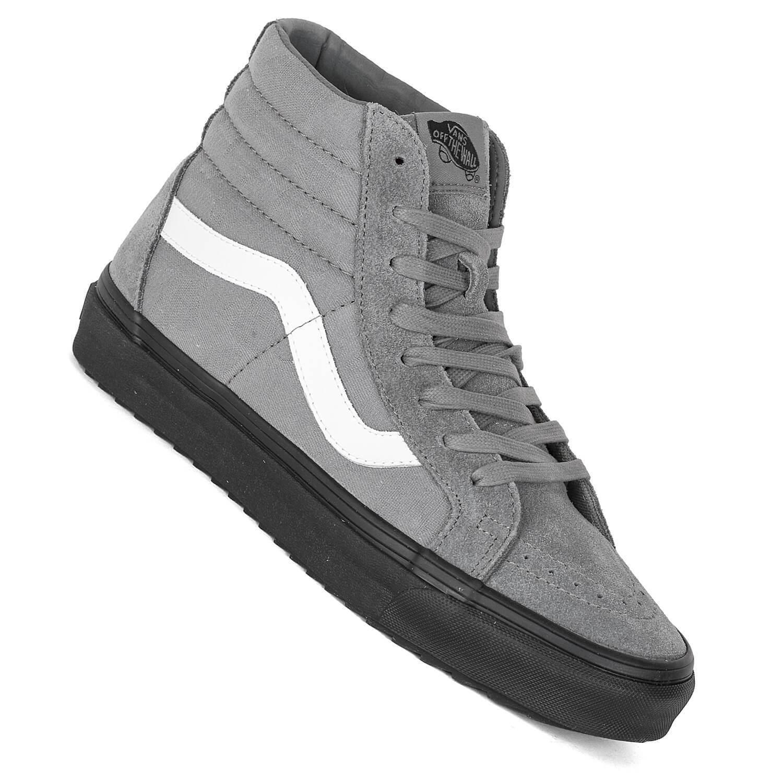 Vans sk8 HI Sneaker REISSUE Lite wafflesaw CASTOR Gray-antiscivolo Sneaker HI per uomo 20b962