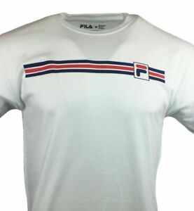 FILA-Men-039-s-T-Shirt-Logo-Graphic-Tee-Athletic-Sports-Apparel-NEW-S-M-L-XL-2X-3X