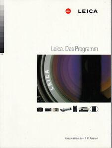 Leica-Das-Programm-Gesamtkatalog-Ausgabe-4-99
