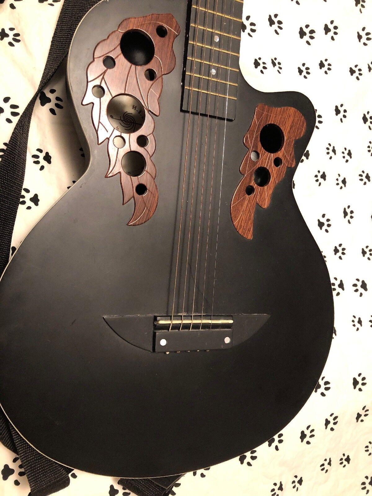 Guitar H J H Used