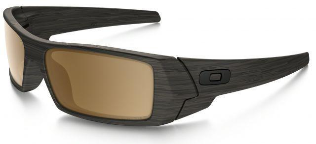 4f820a2b7ac Oakley Oo9014-07 Gascan Woodgrain Tungsten Iridium Polarized Mens Sunglasses  for sale online